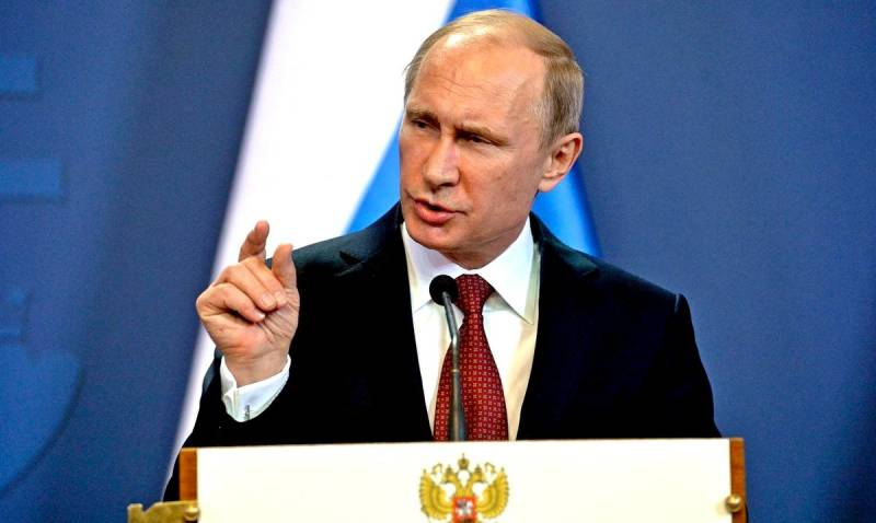 Путин – Украине: Теперь докажите свою полезность