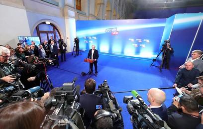 Мировые лидеры поздравляют Путина с победой на выборах