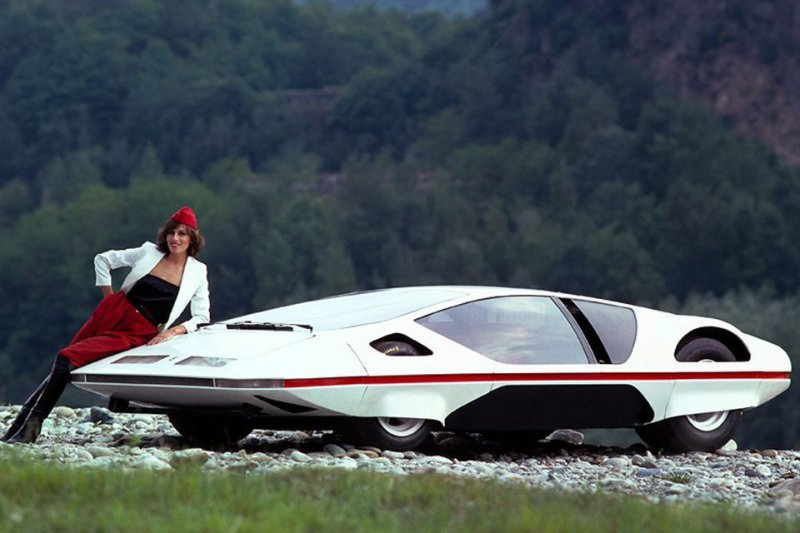 Ferrari 512 S Modulo авто, автодизайн, автомобили, аэродинамика, дизайн, обтекаемость, самолет