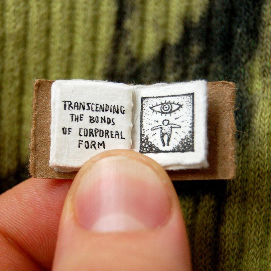 Выход за пределы своей телесной формы книга, миниатюра