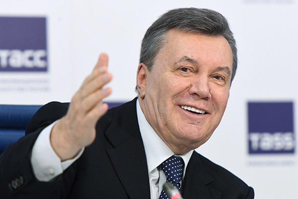 Янукович написал открытое пи…
