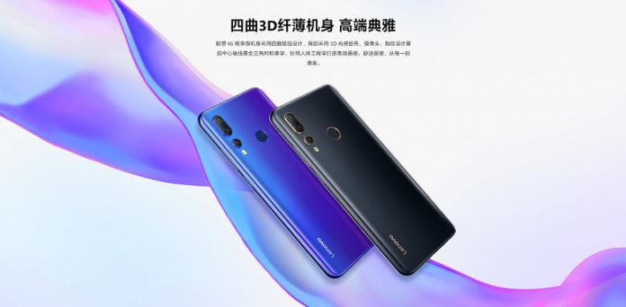 Lenovo представила бюджетный смартфон K6 Enjoy новости,смартфон,статья