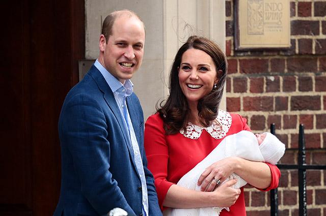"""Принц Уильям об отцовстве: """"Рождение детей — это один из самых пугающих моментов в жизни"""""""
