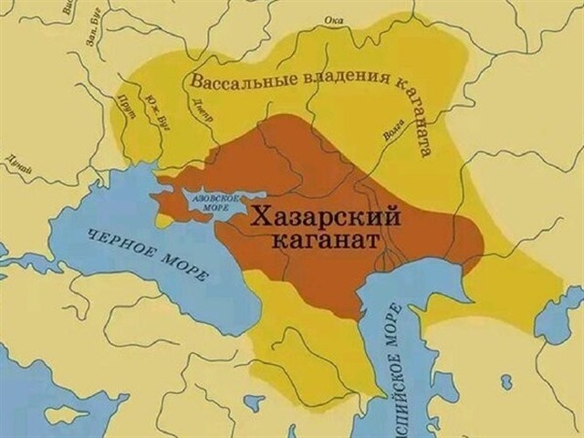 Как Святослав сокрушил Хазарский Каганат