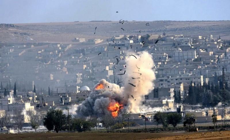 Сирийская армия нанесла масс…