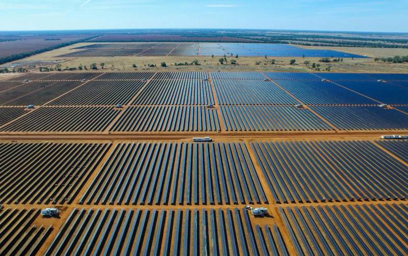 Производители нефти Ближнего Востока делают неожиданный поворот в сторону возобновляемой энергии Новости