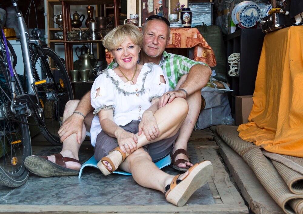 Виктор и Светлана Жуковы, которые научились путешествовать совершенно бесплатно Живое,Полезное,путешествия,Россия