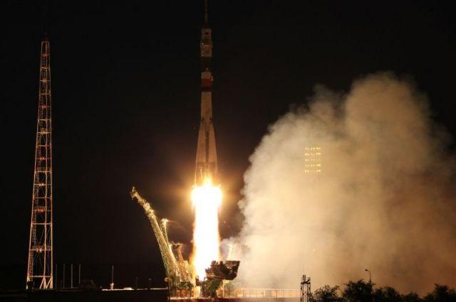 «Роскосмос» утвердил проект ракеты «Союз-5»