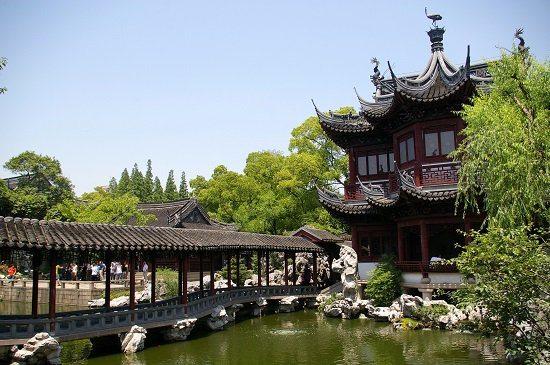 Сад Юй Юань1