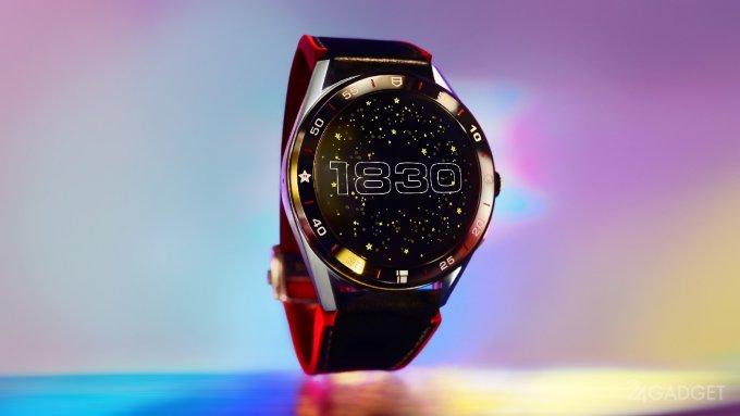 Часовщики из Швейцарии выпустили смарт часы в стиле Super Mario