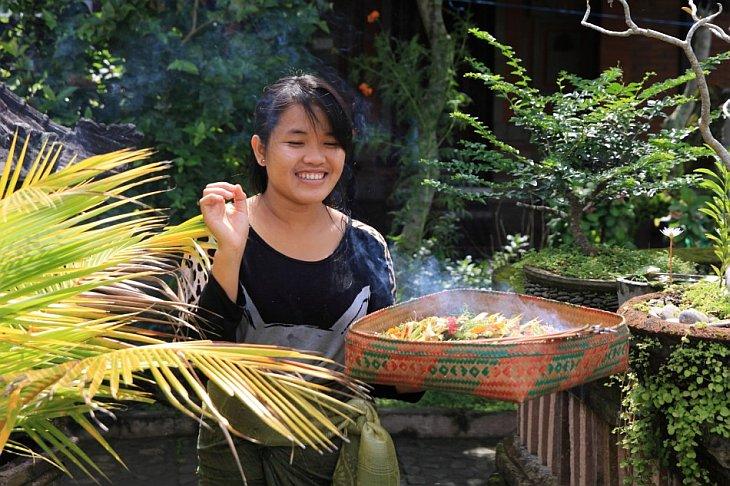 Бали: Сцены из жизни