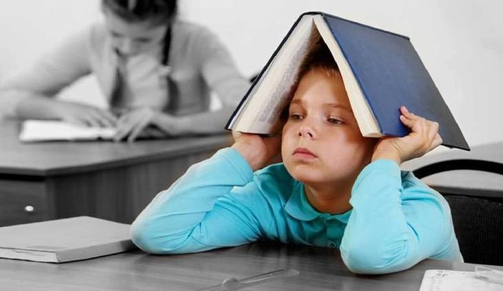 Отсутствие мотивации к обучению — 10 ошибок родителей