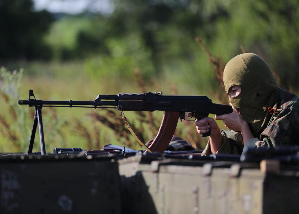 Россия перевооружает армейские корпуса ЛДНР