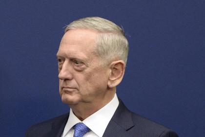 Мэттис пообещал «сокрушительный» ответ в случае ядерной атаки КНДР
