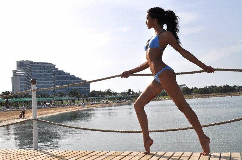 упражнения для поддержания стройной фигуры