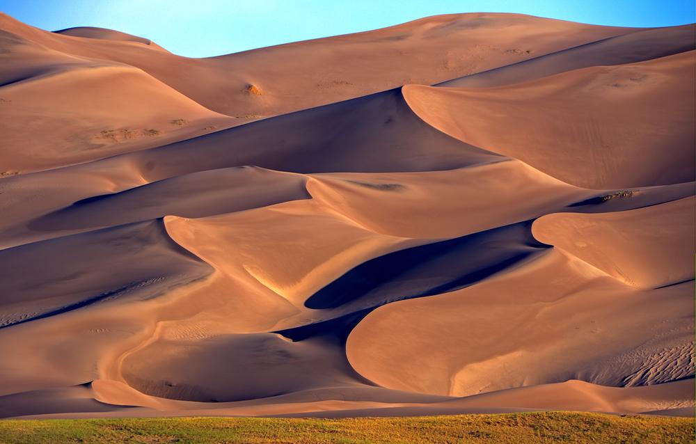 Интересный феномен: поющий песок интересное,природа