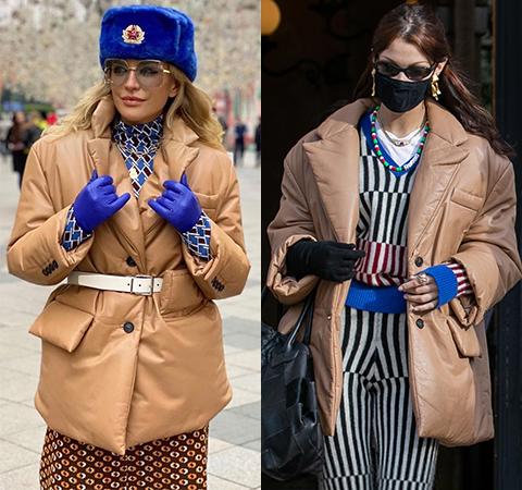 Модная битва: Виктория Шелягова против Беллы Хадид