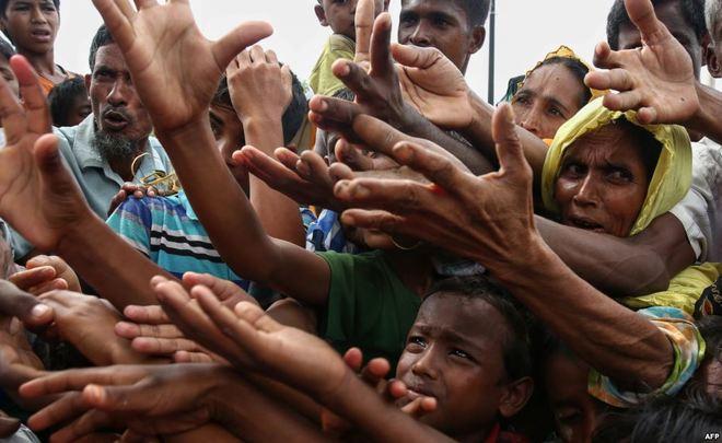 «Военные Мьянмы сначала убили всех лидеров рохинья, уничтожили элиту»