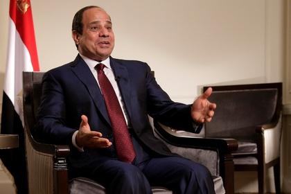 Ас-Сиси заявил о невозможности размещения российской военной базы в Египте