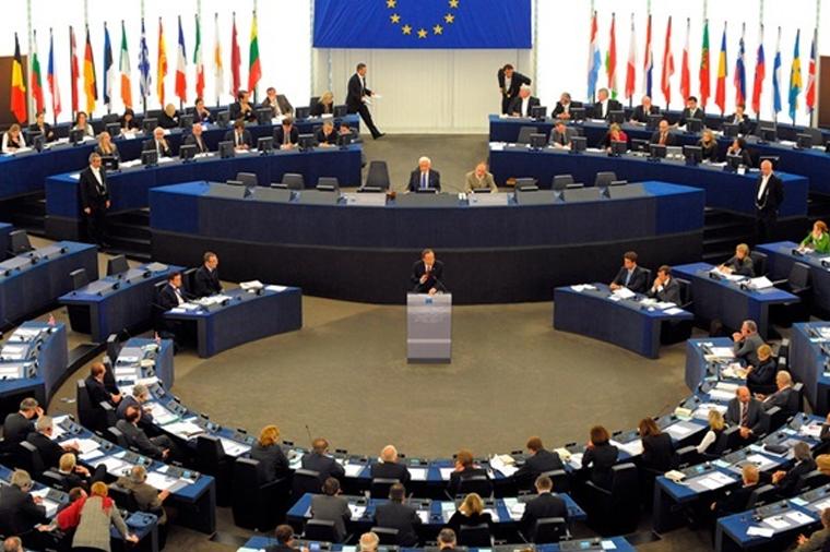Депутаты Европарламента приз…