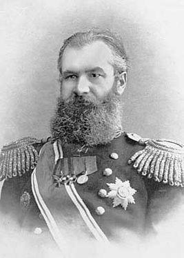 Герой Социалистического труда и царский генерал флота