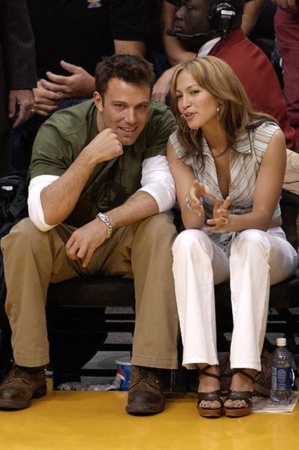 """Инсайдер рассказал об отношениях Дженнифер Лопес и Бена Аффлека: """"Они хотят проводить время вместе"""" Звездные пары"""