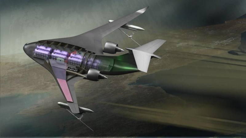 Новый военно-транспортный самолет будет подозрительно похож на проект российского ПАК ТА ввс