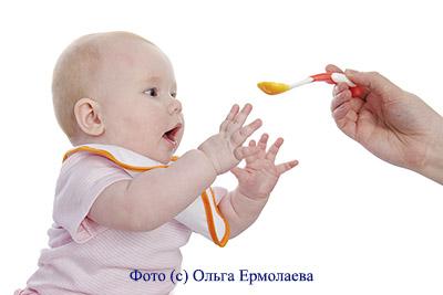 Прикорм для грудничков и не только: от пищи детской — к столу «по-взрослому»!