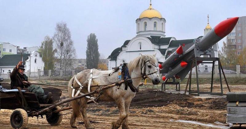 Контрасты есть везде, но в России их просто кладезь! города, жизнь, контрасты, прикол, россия
