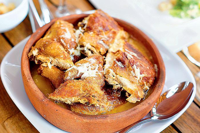 Самые известные блюда грузинской кухни