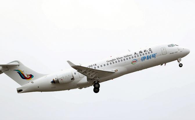 Россия подрезает крылья своей авиации, а Китай перевезет миллиард пассажиров