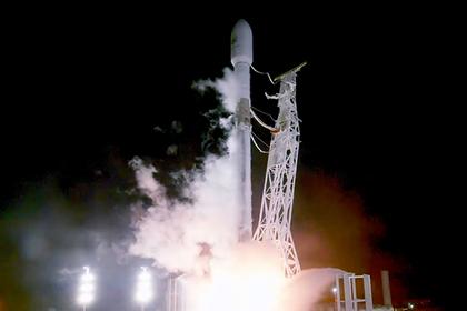 SpaceX стартовала с четверто…