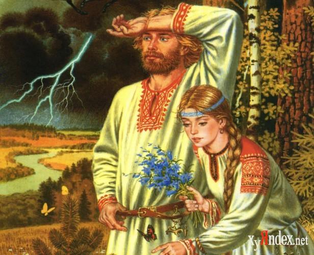Опасность имён в Древней Руси