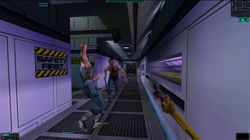 Во что мы играли 5, 10, 15 и 20 лет назад: P.T., Batman: Arkham Asylum, Doom 3 и System Shock 2 fuckonami,Игры,ретроспектива игр