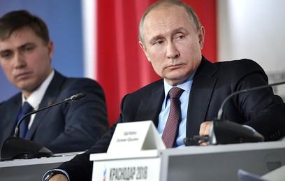 Путин рассказал о связи между разведкой и хлебом