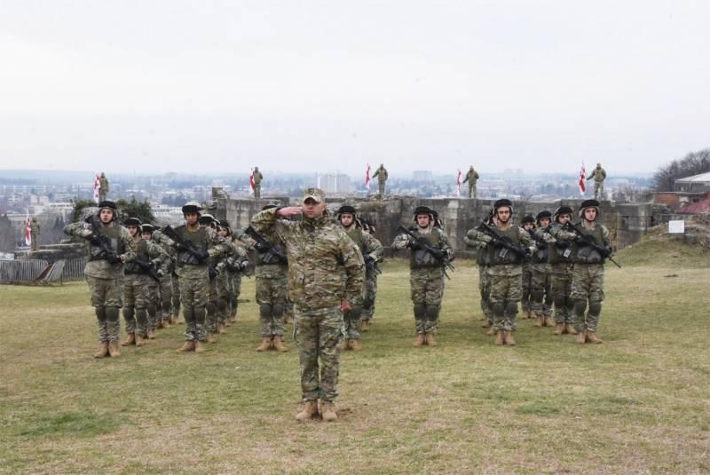 США намерены «защищать» Грузию от России