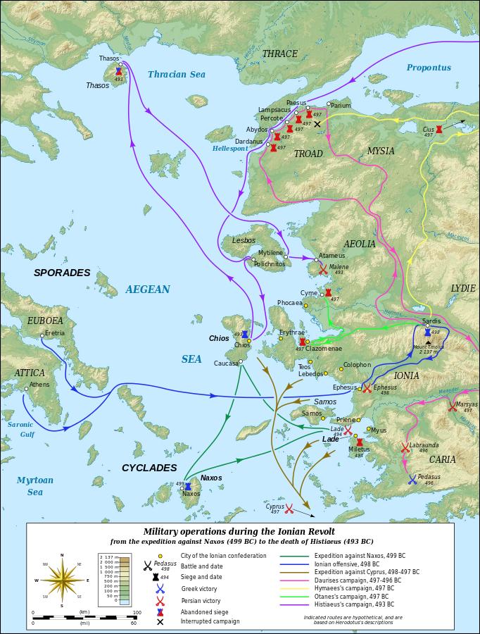 Главная битва греческой истории