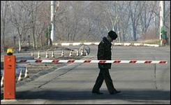 Россия установила пограничную зону вдоль всей границы с Беларусью