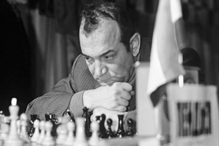 Легенда шахматного спорта Виктор Корчной   Фото: lenta.ru