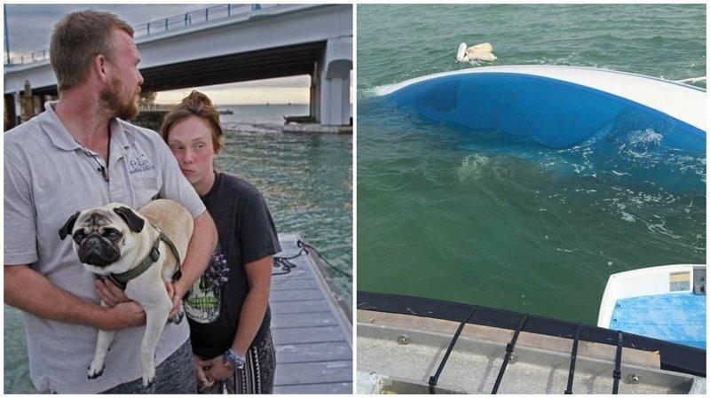 Горе-моряки: пара на все сбережения купила лодку и утопила ее через 2 дня