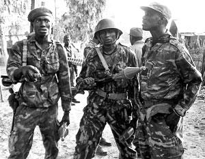 Российские военные возьмут под опеку одну из самых диких стран Африки