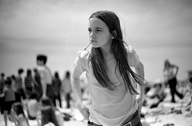 Мятежная юность: фотографии подростков из 1970-х, сделанные Джозефом Сзабо