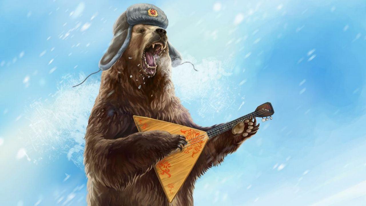 Медведи, водка, балалайка и другая «клюква» про Россию в Голливуде