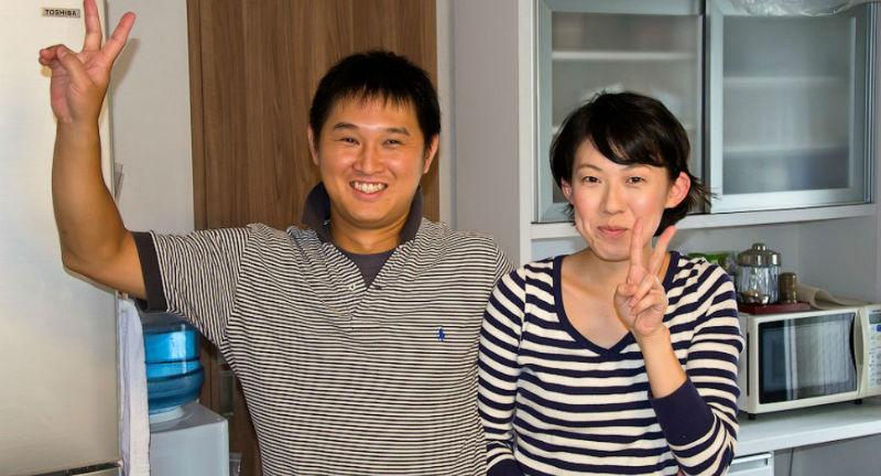 Как живут японские менеджеры средней руки