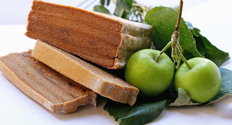 Полезные сладости: яблочная пастила по старинному рецепту готовим дома,кулинария
