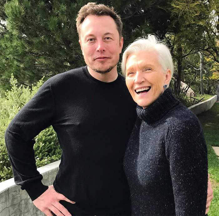 69-летняя мать Илона Маска не менее крута, чем её сын