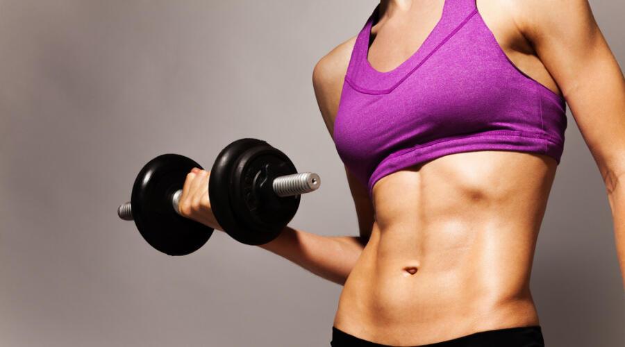 Женские тренировки. Стоит ли бояться «лишнего веса»?