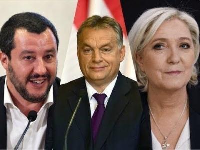 Рождение новой Европы