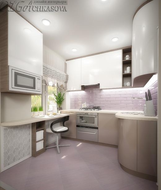 Маленькая кухня. Кухня