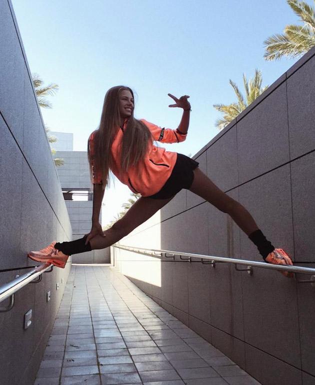 Новая российская звезда гимнастики сводит всех с ума результатами выступлений и красотой культура